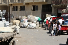Garbage City , Egypt
