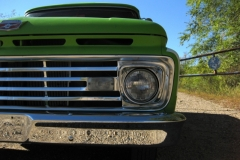 1965 Ford F100 Rat Rod